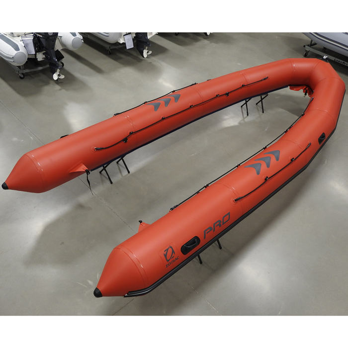 Zodiac Replacement Tube Set for Pro II 600 / Pro16 Man RIB - Red PVC