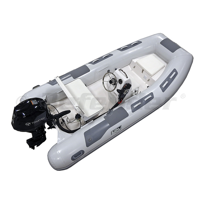 Achilles HB-350DX RIB with Tohatsu 30 Hp EFI 4-Stroke