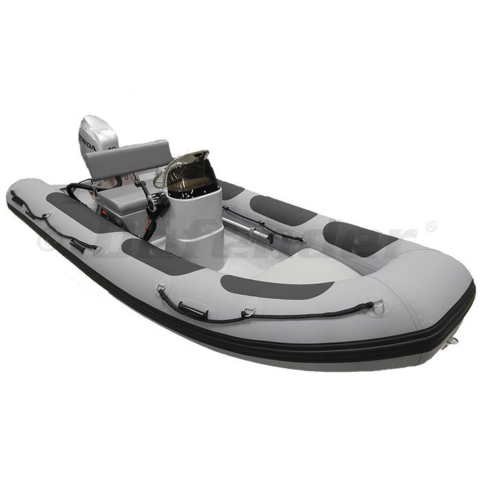 Defender RIB 430 Rigid Hull Inflatable (RIB) w/ Honda BF40