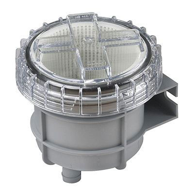 Vetus FTR Series Raw Water Strainer