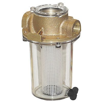 Groco ARG-P Series Raw Water Strainer - 3
