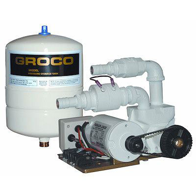 Groco Paragon Junior PJR-A Water Pressure System