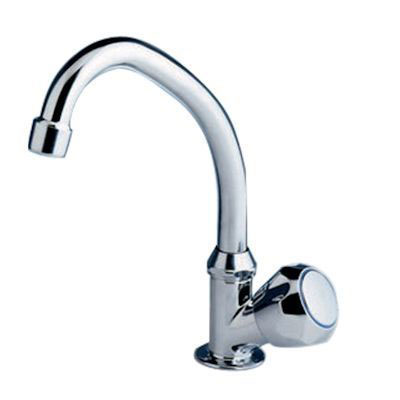 Scandvik Standard Cold Water Tap with J Spout