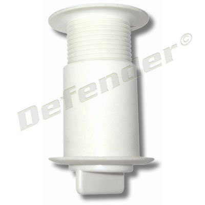 Forespar Garboard Drain Tube with Plug - 1-7/16