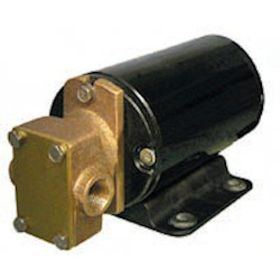GROC GEAR PUMP