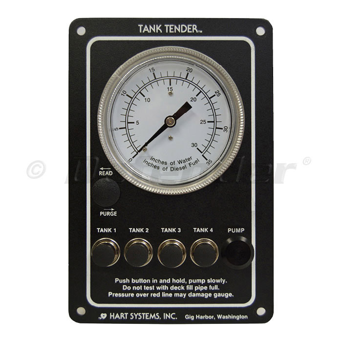Hart Tank Tender 1 to 4 Tank Monitor System