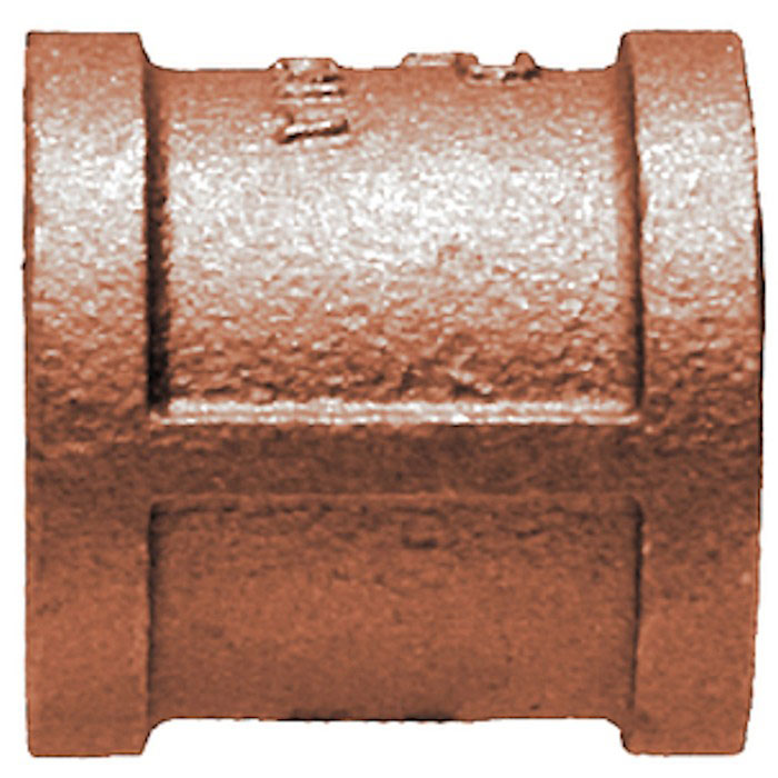 Bronze Pipe Coupler - 1-1/2