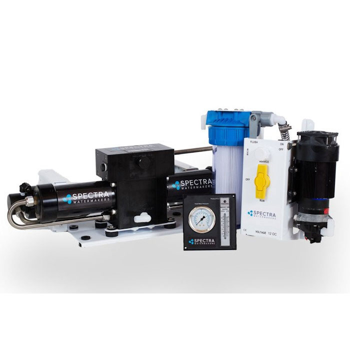 Spectra Ventura 150D Watermaker with Analog Control Panel