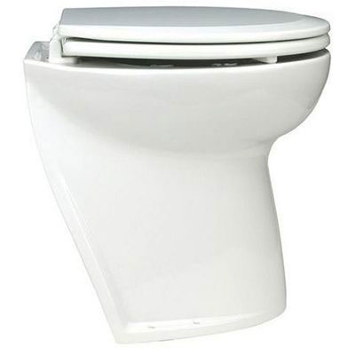 Jabsco Deluxe Flush Electric Toilet