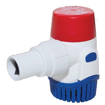 Rule 360 Submersible Non-Automatic Bilge Pump