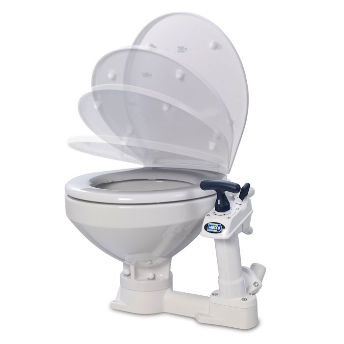 Jabsco Twist 'n' Lock Manual Toilet (29120-5100)