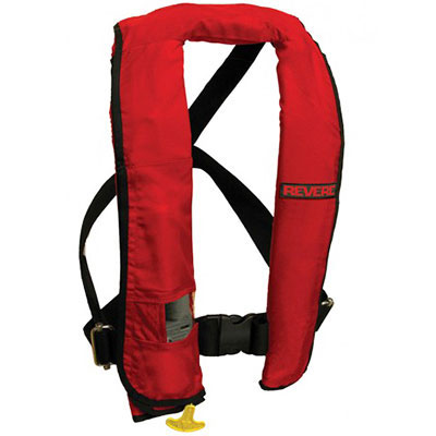 Revere ComfortMax Inflatable PFD / Life Jacket