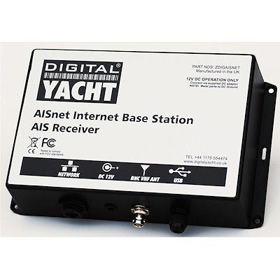 Digital Yacht AISnet AIS Base Station For Home Or Office