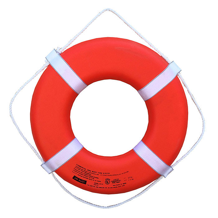 CAL JUNE RING BUOY
