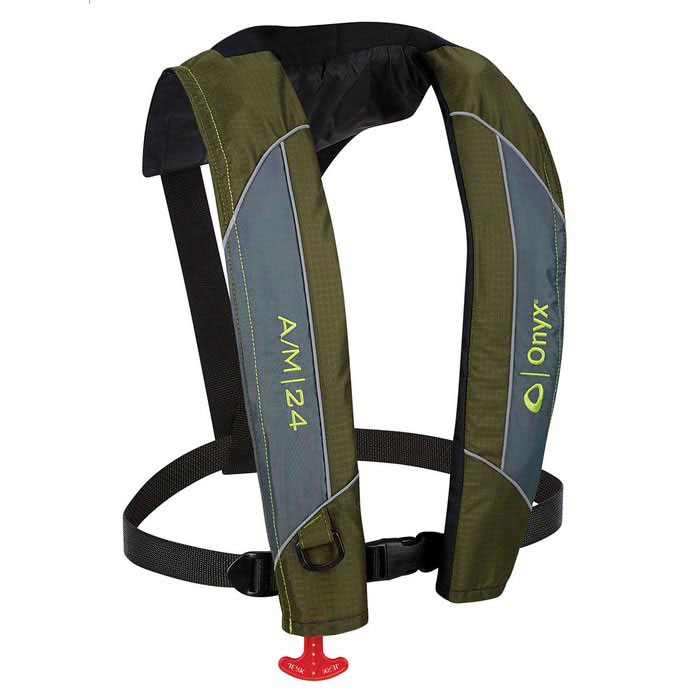 Onyx A/M-24 Automatic / Manual Inflatable PFD / Life Jacket