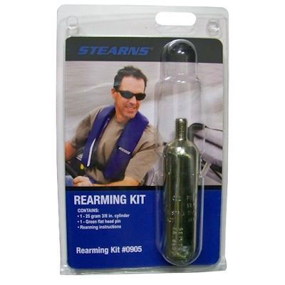 Stearns Inflatable Life Jacket / PFD Re-Arm Kit