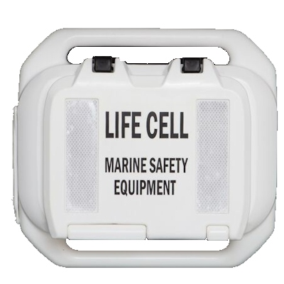 Life Cell TRAILERBOAT Safety Equipment Case