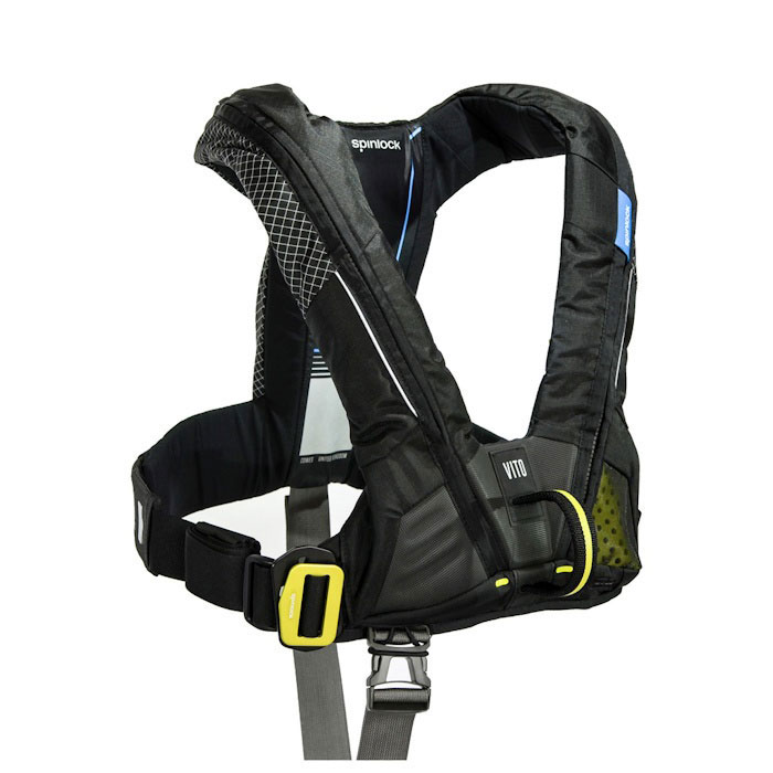 Spinlock Deckvest VITO Inflatable PFD / Life Jacket with HRS*