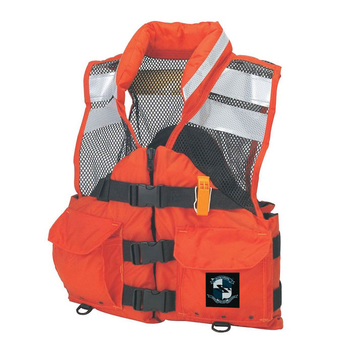 Stearns Search And Rescue / SAR Commercial / Work Life Jacket / PFD - Small