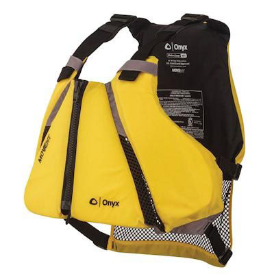 Onyx MoveVent Curve Life Jacket / PFD