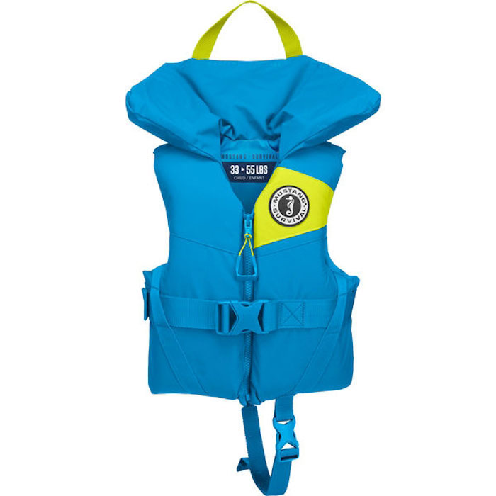 Mustang Lil' Legends Child Vest / Life Jacket / PFD