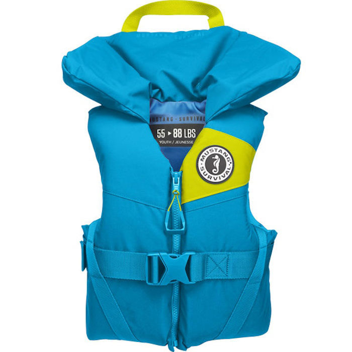 Mustang Lil' Legends Youth Vest / Life Jacket / PFD
