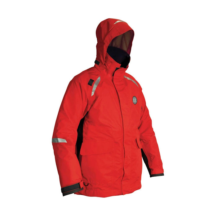 Mustang Survival Catalyst Flotation Coat - Red / Black 3X-Large