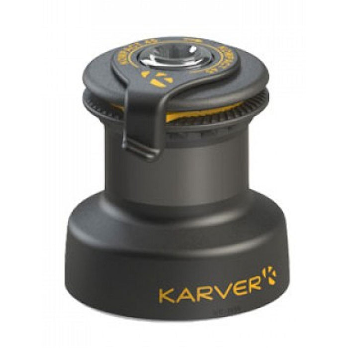 Karver KCW45 Self Tailing Compact Winch
