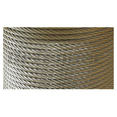 7x19 Stainless Steel Rigging Wire - 5/16 Inch