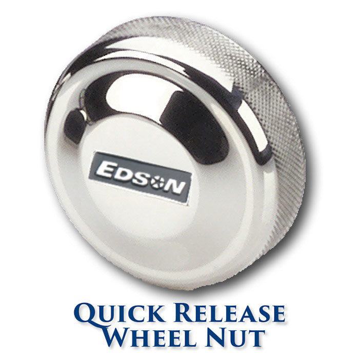 Edson Quick Release Replacement Steering Wheel Nut (826ST-3/4-10)