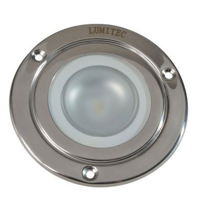 Lumitec Shadow Flush-Mount Downlight - Exterior