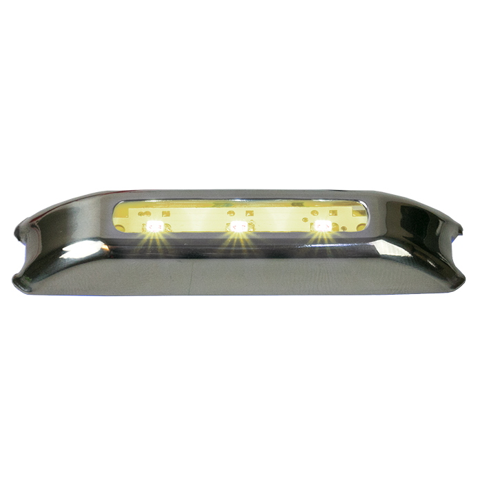 Sea-Dog Deluxe LED Courtesy Light - Small - Forward White