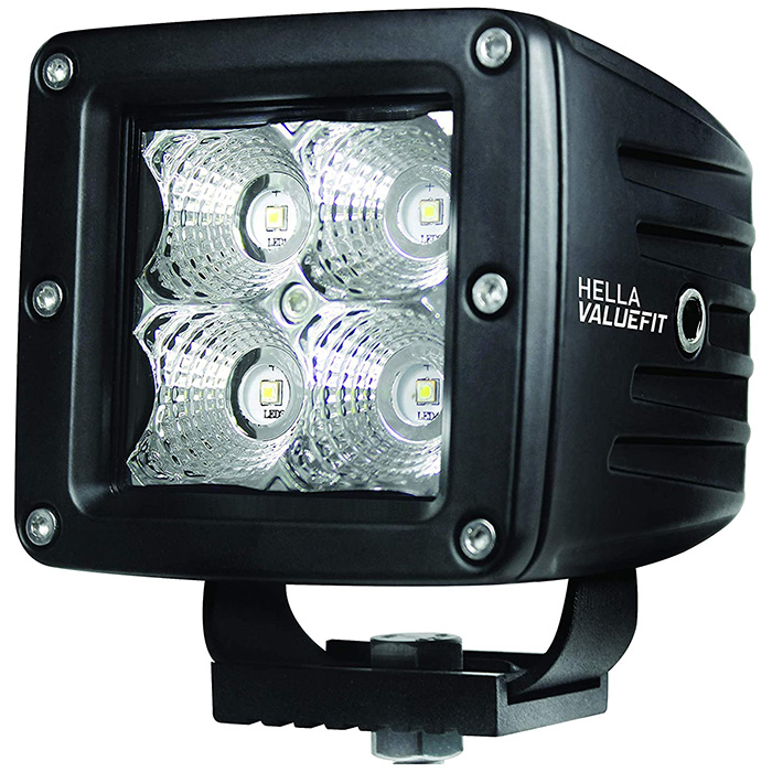 HELL VALUEFIT 4LED CUBE LIGHT