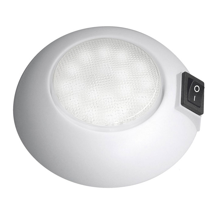 Advanced LED Plastic Dome Light