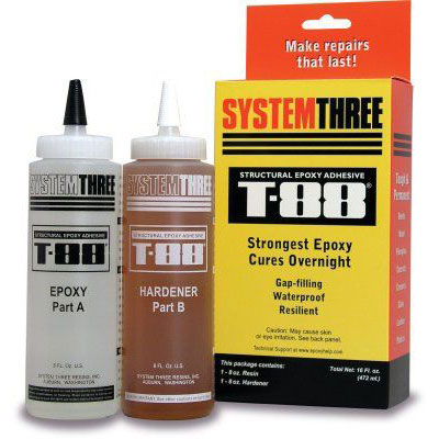 System Three T-88 Epoxy Adhesive