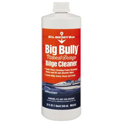 MARY BIG BULLY BILGE CLEANER