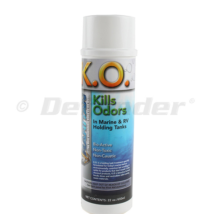 Raritan K.O. Kills Odors Bioactive Treatment - 22 Ounces