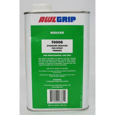 Awlgrip Standard Epoxy Spray Reducer