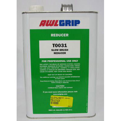 Awlgrip Brushing Reducer - Brushing Applications