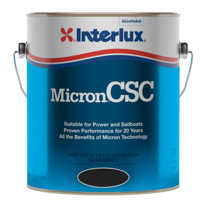 Interlux Micron CSC Antifouling Bottom Paint - Gallon