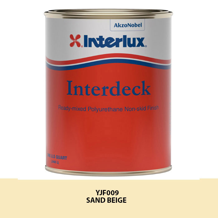 Interlux Interdeck Non-Skid Paint
