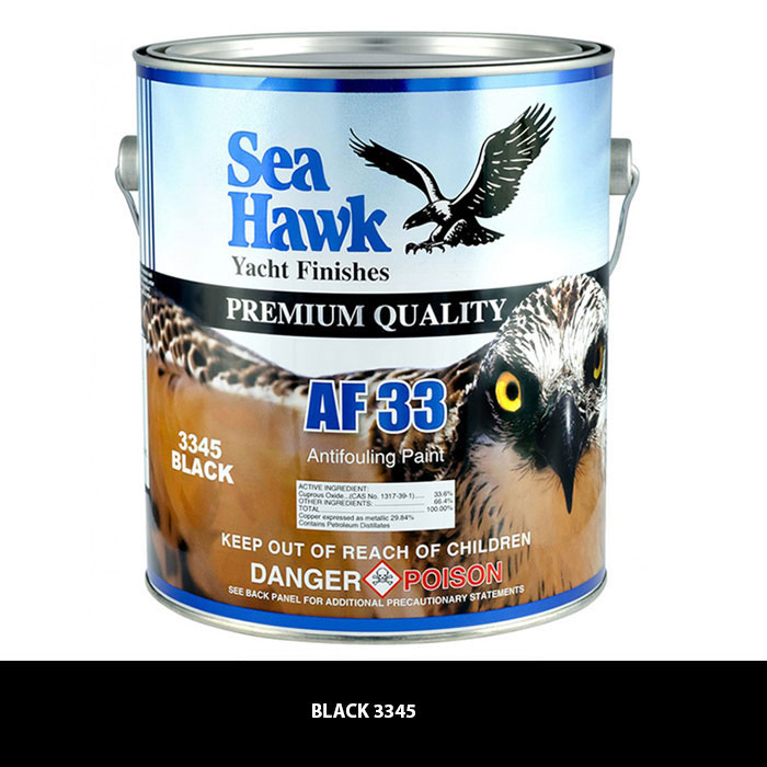 Sea Hawk   AF-33 Antifouling Paint