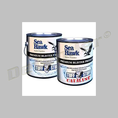 Sea Hawk 1200 Tuff Stuff High-Build Epoxy Primer Kit