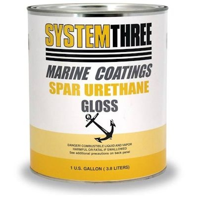 System Three Spar Urethane Varnish