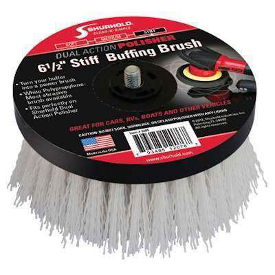 SHUB POLISHER BRUSH 6.5