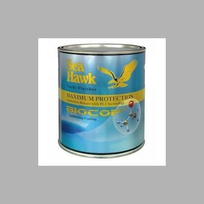 Sea Hawk Biocop TF Dual Biocide Antifouling Paint / Additive