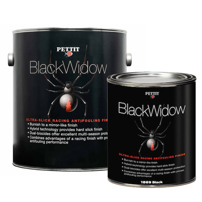 PETT BLACK WIDOW RACING FINISH