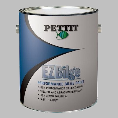 Pettit EZ Bilge - High-Performance Bilge Paint
