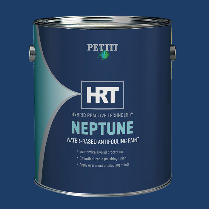 Pettit Neptune HRT Water-Based Antifouling Paint