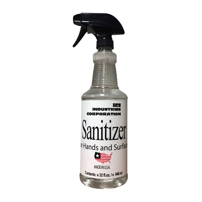 BOAT HAND & SURFACE SANITIZER